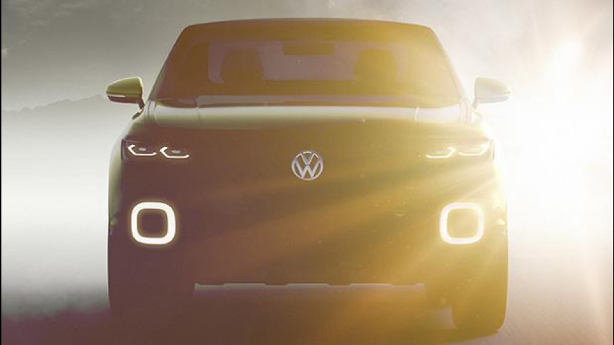 Volkswagen porta il SUV compatto a Ginevra