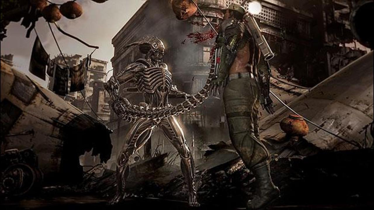 [Copertina] - Mortal Kombat XL, disponibile l'edizione