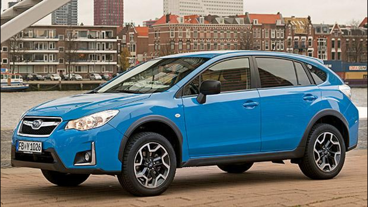 [Copertina] - Subaru XV, per il 2016 si rifà il trucco