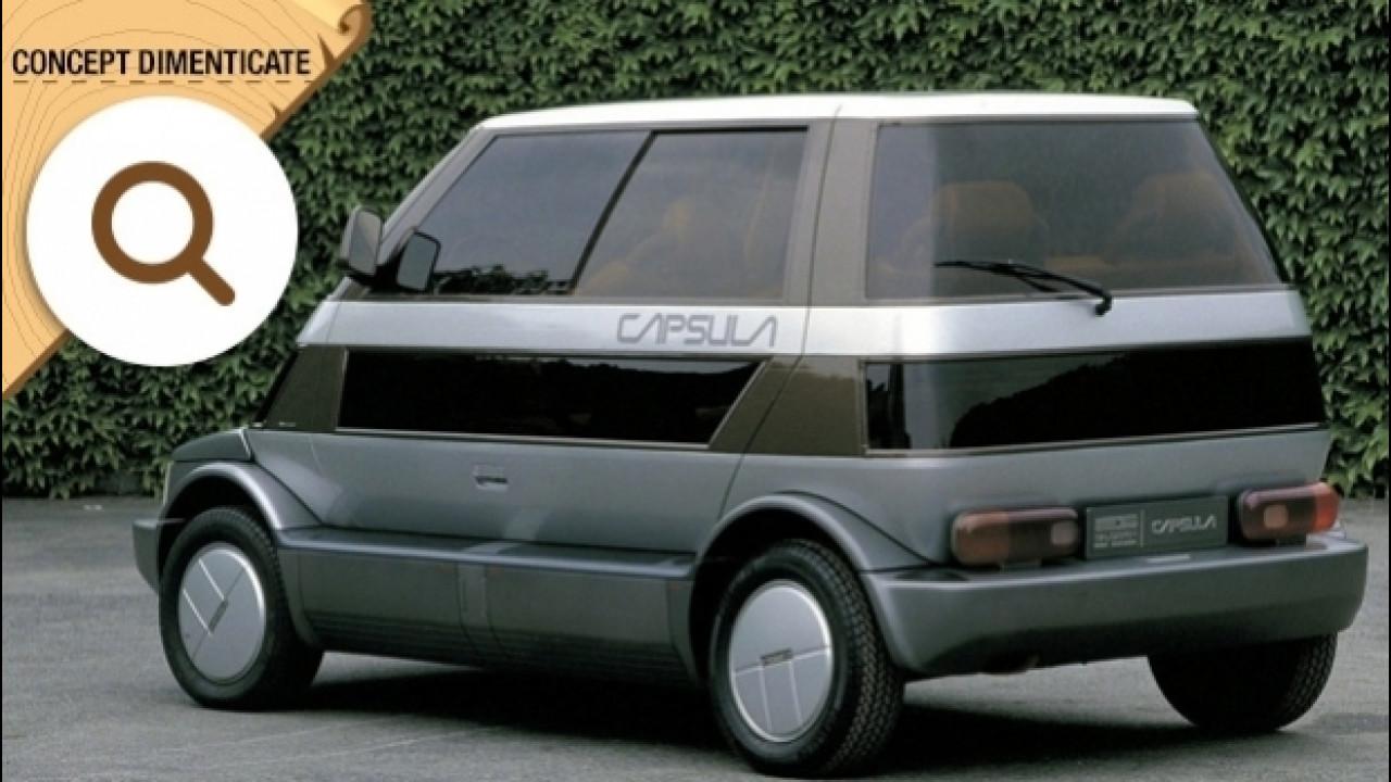 [Copertina] - Italdesign Capsula Concept, tante auto in una
