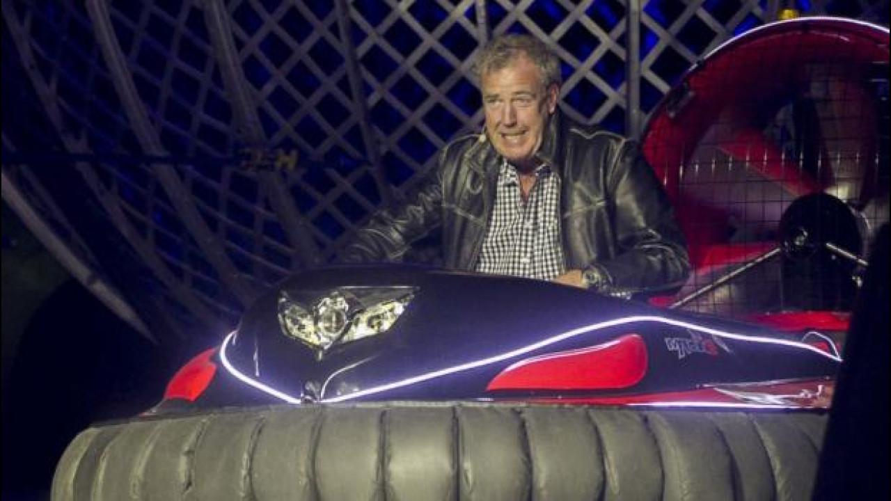 [Copertina] - Jeremy Clarkson, una nuova vita tra live show e consulenze
