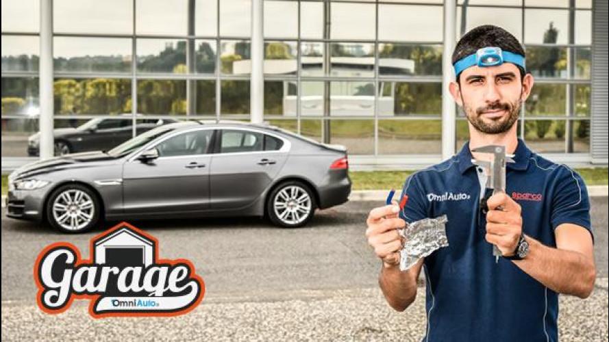 "Jaguar XE, ""leggermente"" nuova [VIDEO]"