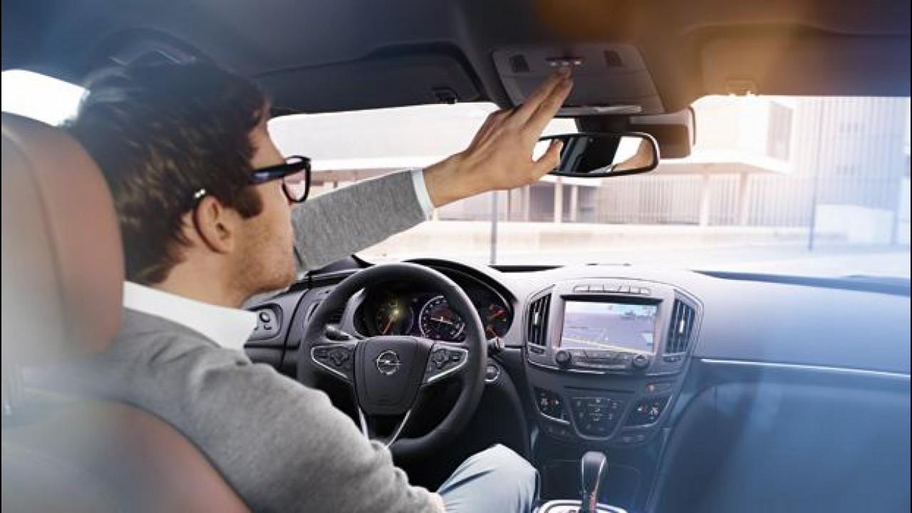 [Copertina] - Opel OnStar: tanti servizi, un solo pulsante