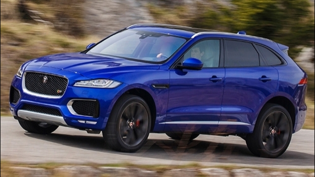 [Copertina] - Jaguar F-Pace è World Car of the Year 2017