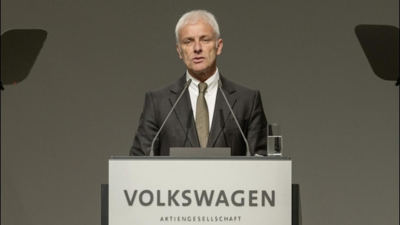 [Copertina] - Volkswagen crede ancora nel diesel, in arrivo investimenti