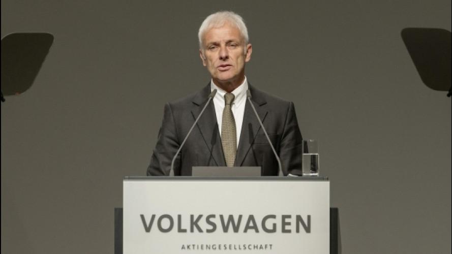 Volkswagen crede ancora nel diesel, in arrivo investimenti
