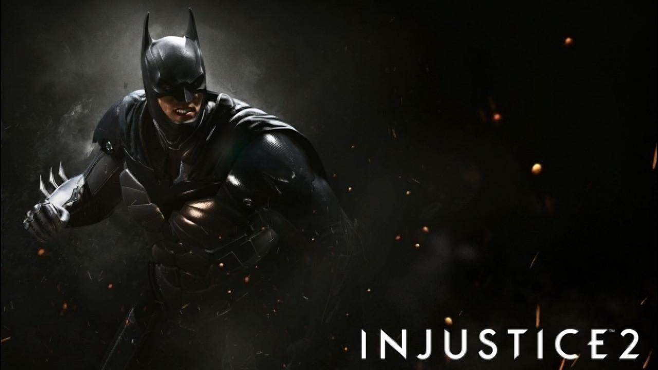 [Copertina] - Injustice 2 arriva il 18 maggio, ecco il trailer [VIDEO]