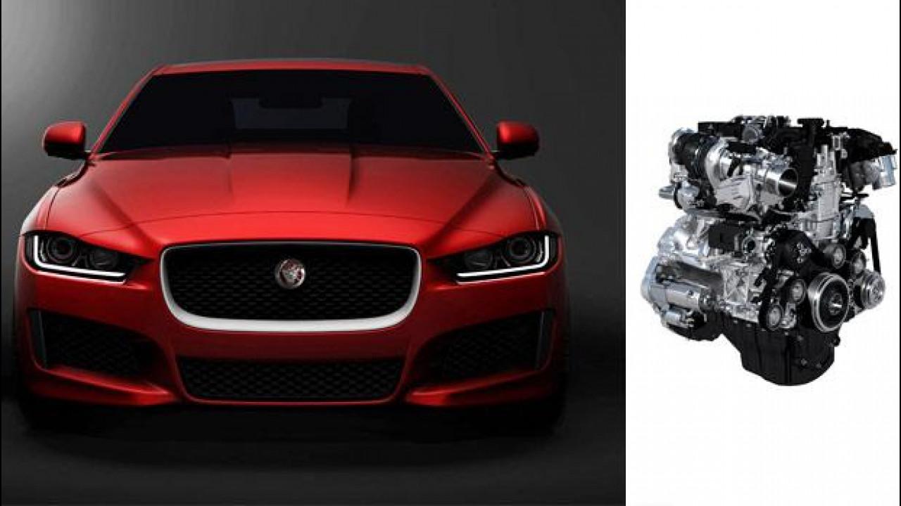 [Copertina] - Jaguar Land Rover: ecco i nuovi motori Ingenium