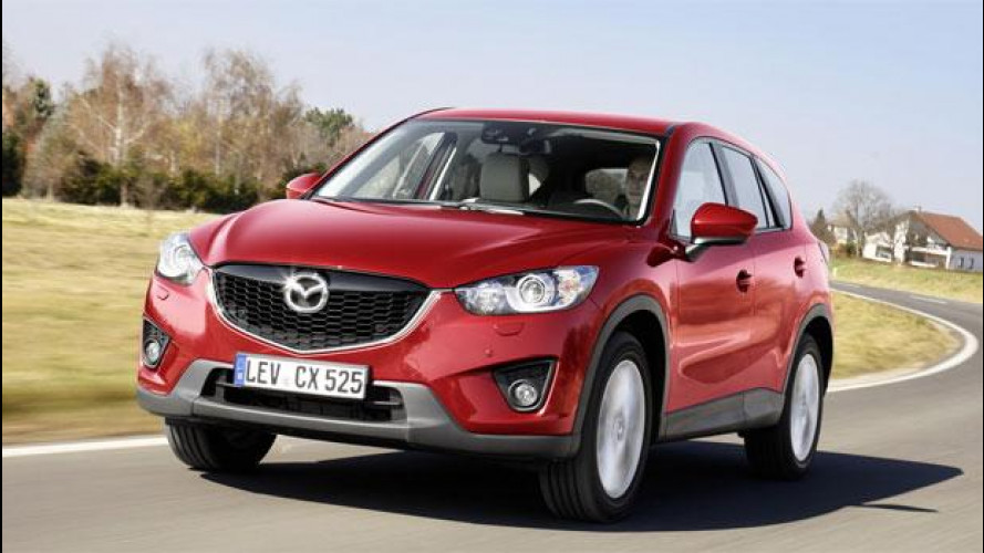 Mazda CX-5, concentrato di record