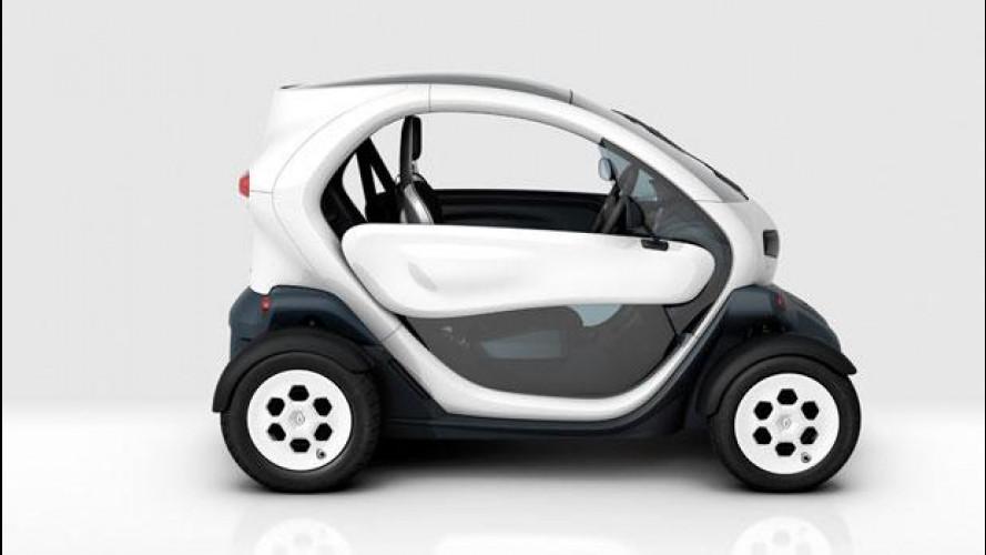 [Copertina] - Renault Twizy alla XIV Edizione del Salone Internazionale del Fumetto