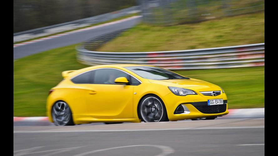 Opel Astra GTC OPC: cosa c'è sotto la carrozzeria