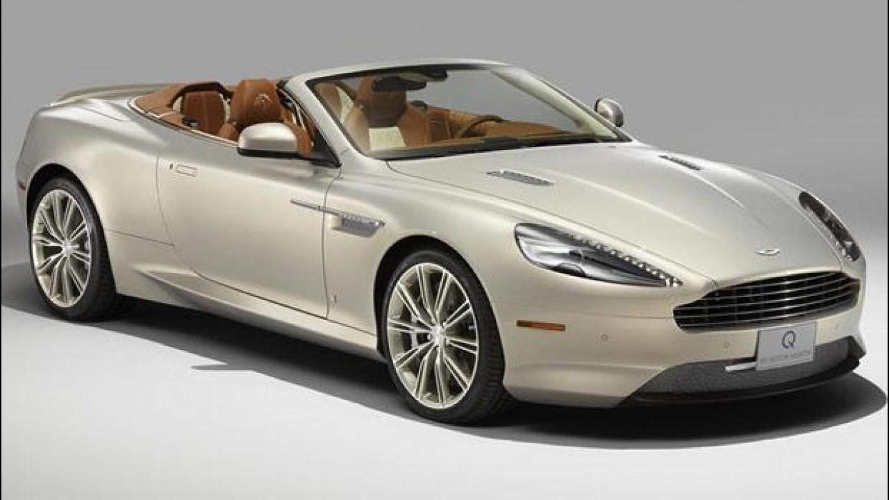[Copertina] - Aston Martin DB9, la cabrio col fattore Q
