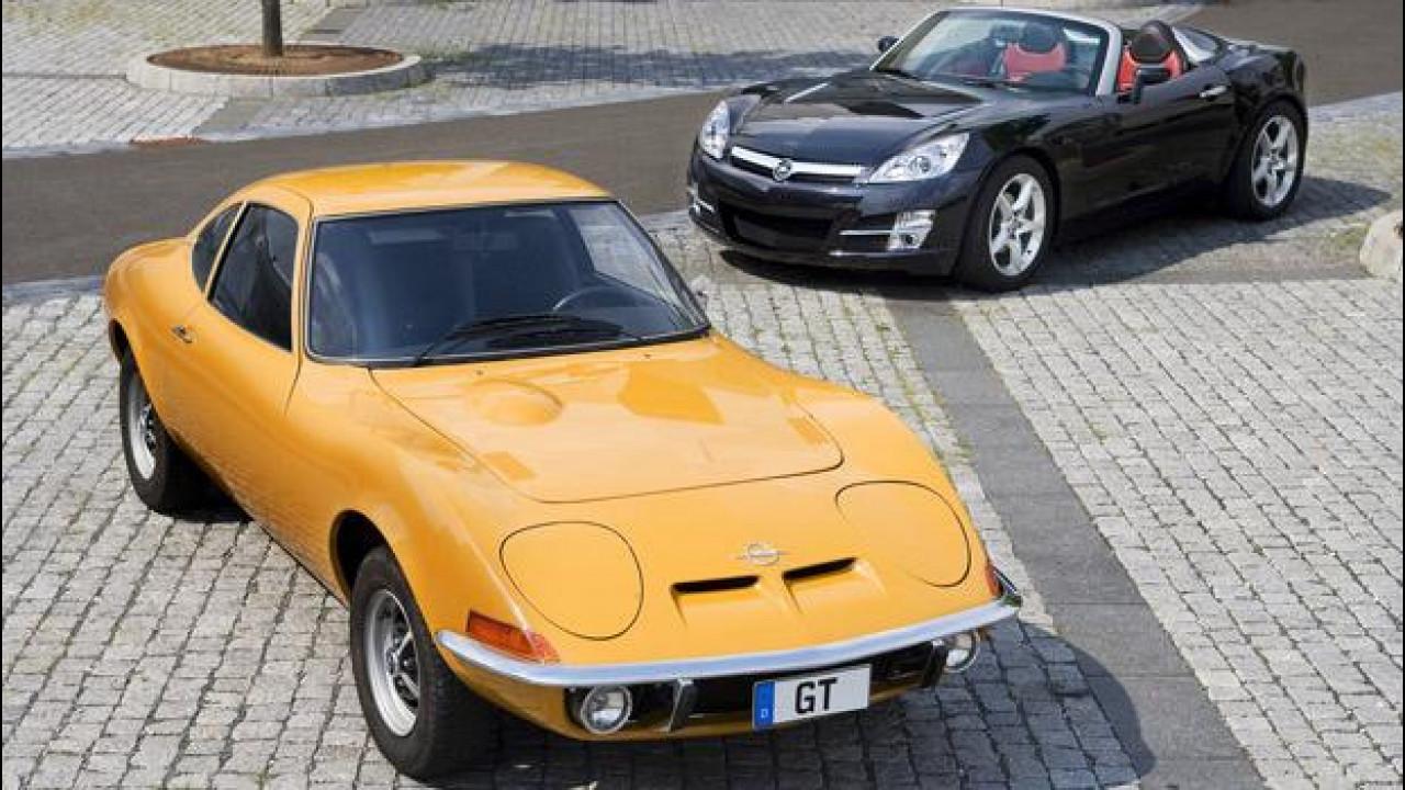 [Copertina] - Opel GT, la piccola Corvette