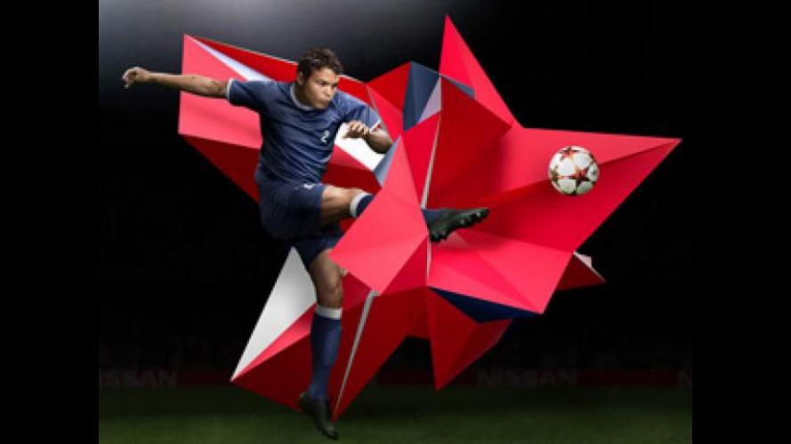 Nissan lancia un concorso legato alla UEFA Champions League