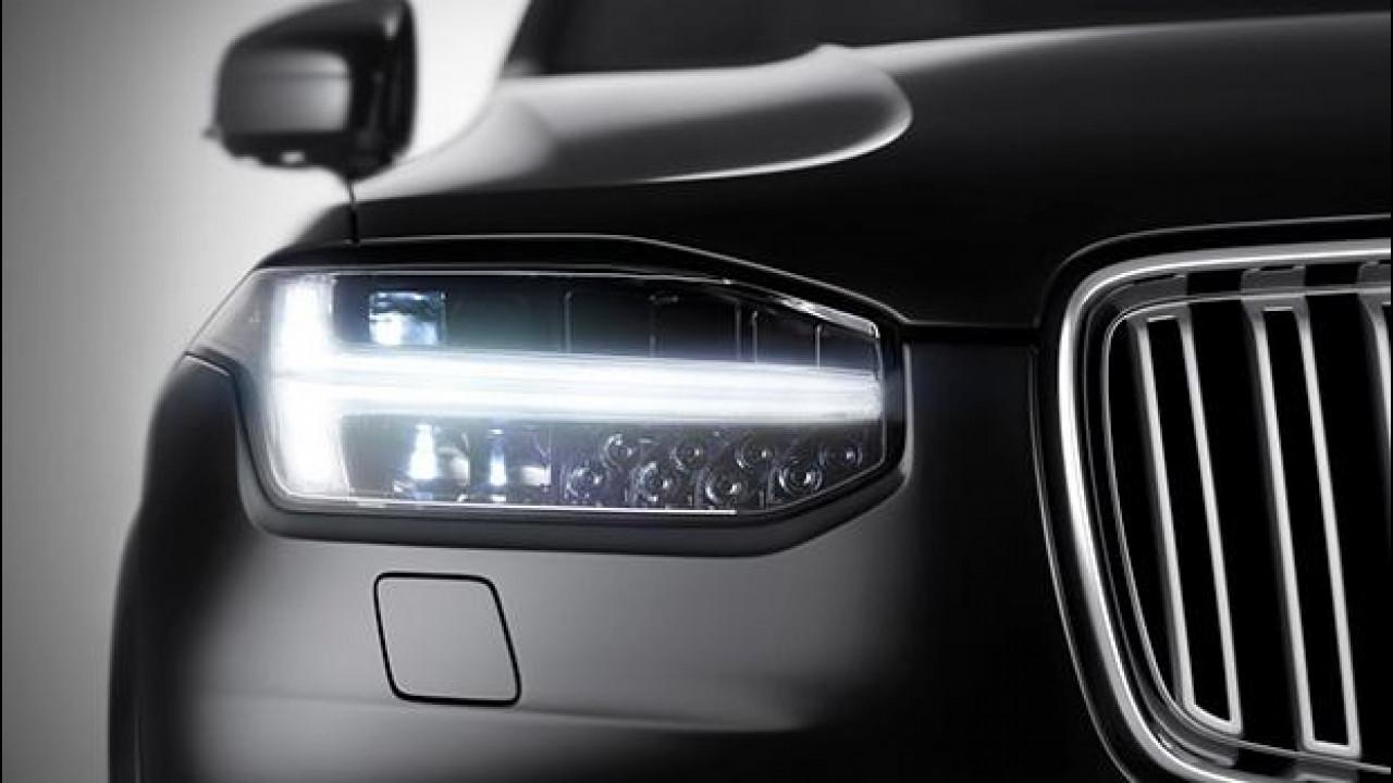 [Copertina] - L'occhio della nuova Volvo XC90