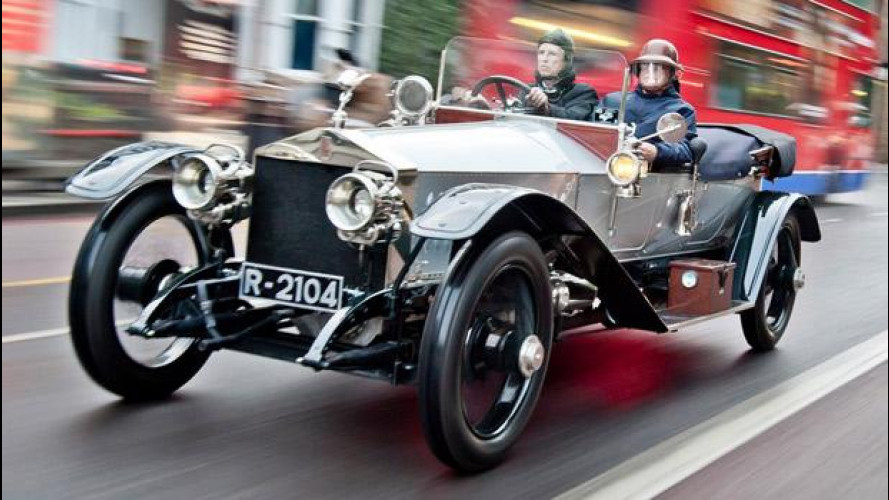 Henry Royce, lo strillone che diventò Sir