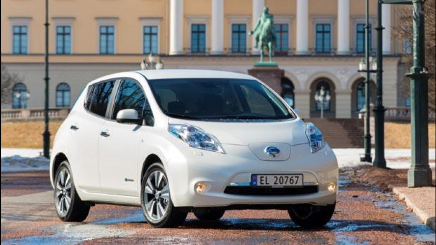 L'auto più venduta dopo la Volkswagen Golf è... elettrica
