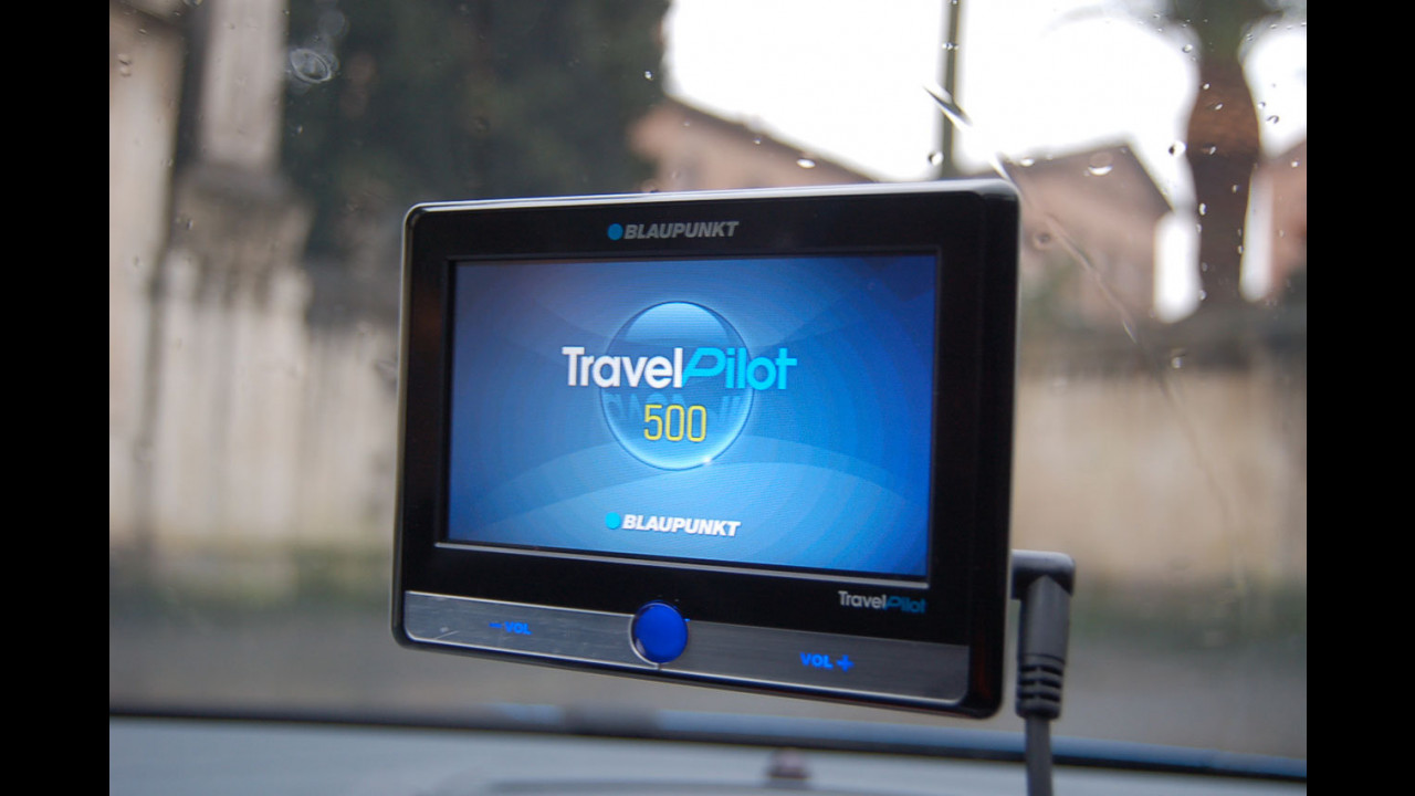 Blaupunkt TravelPilot 500