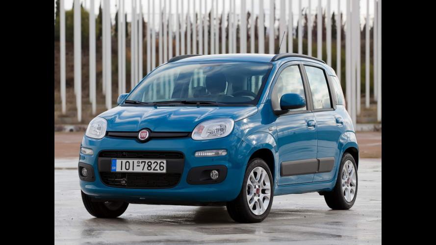 Le auto più rubate nel 2014