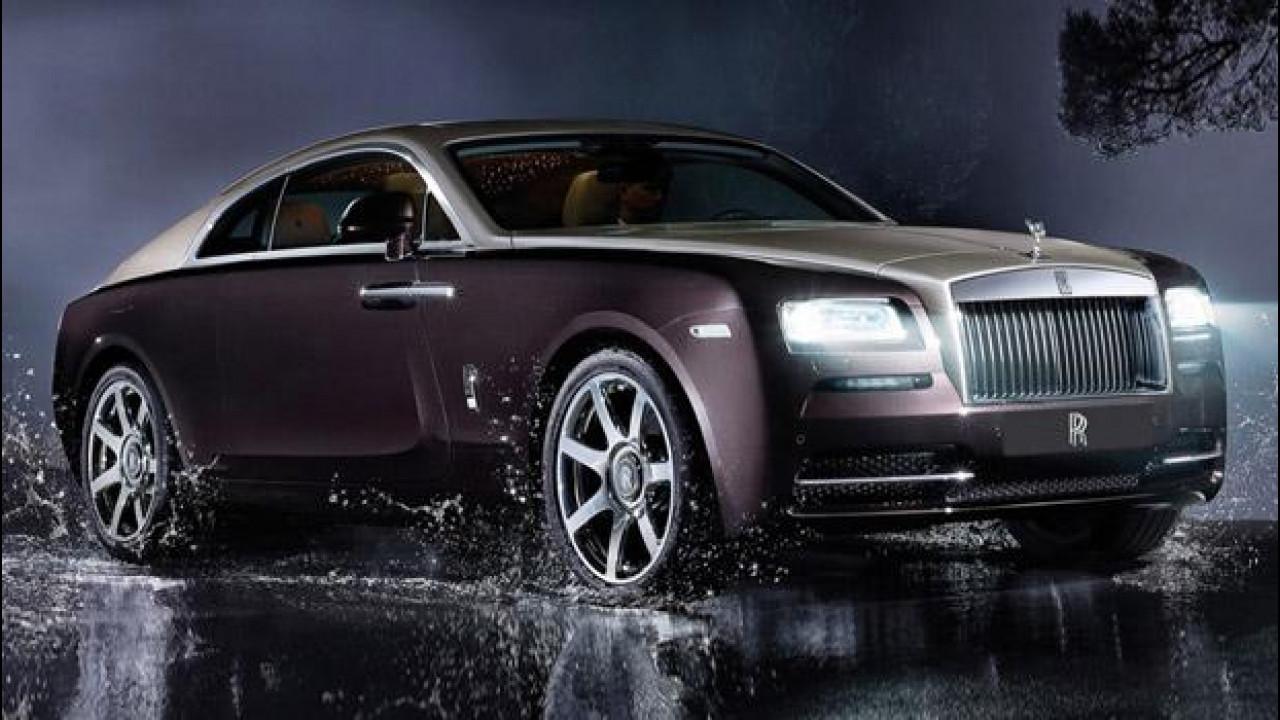 [Copertina] - Rolls-Royce Wraith