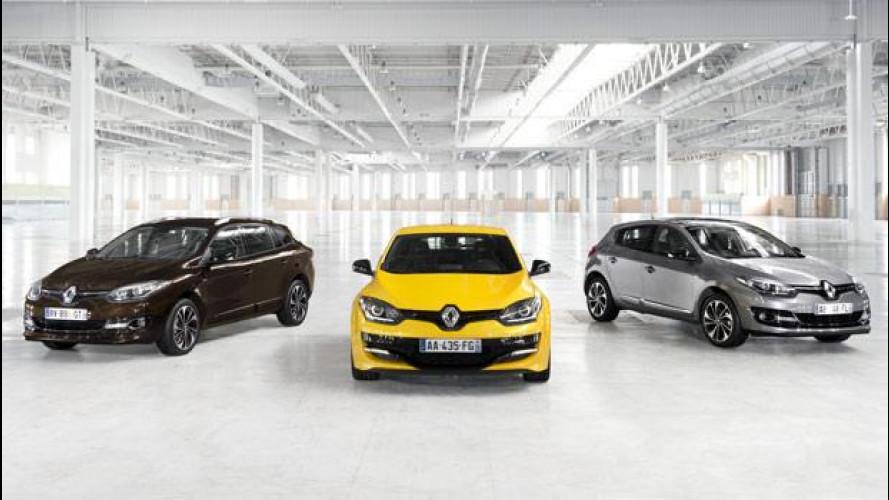 [Copertina] - Renault Megane restyling