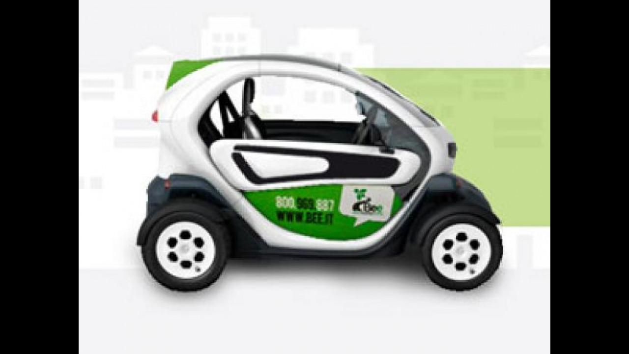 [Copertina] - A Napoli è arrivato il car sharing eco-compatibile