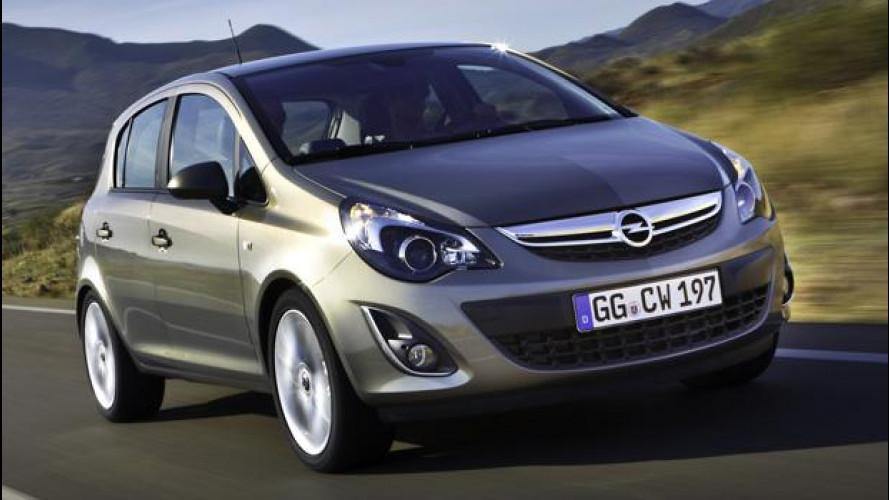 Opel Adam e Corsa, richiamo per lo sterzo difettoso