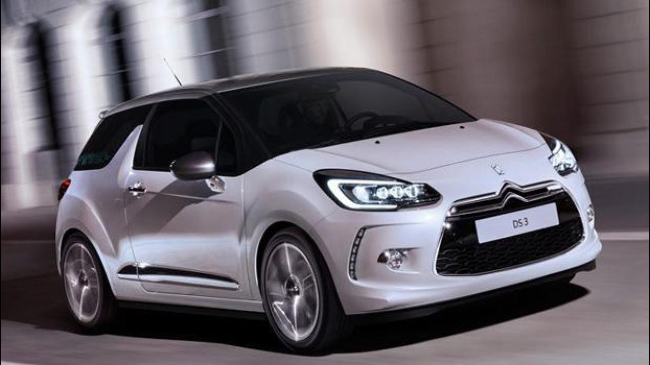 [Copertina] - Citroën DS3 e DS3 Cabrio, nuove luci illuminano la strada del premium