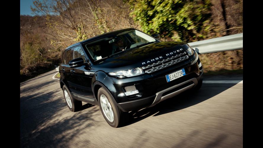 Range Rover Evoque 2.2 SD4 Pure 5 porte