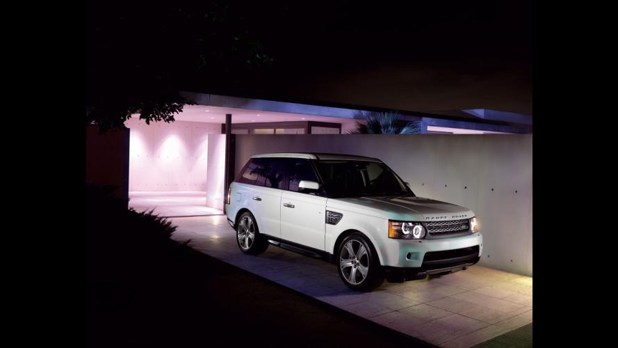 Land Rover rinnova la gamma