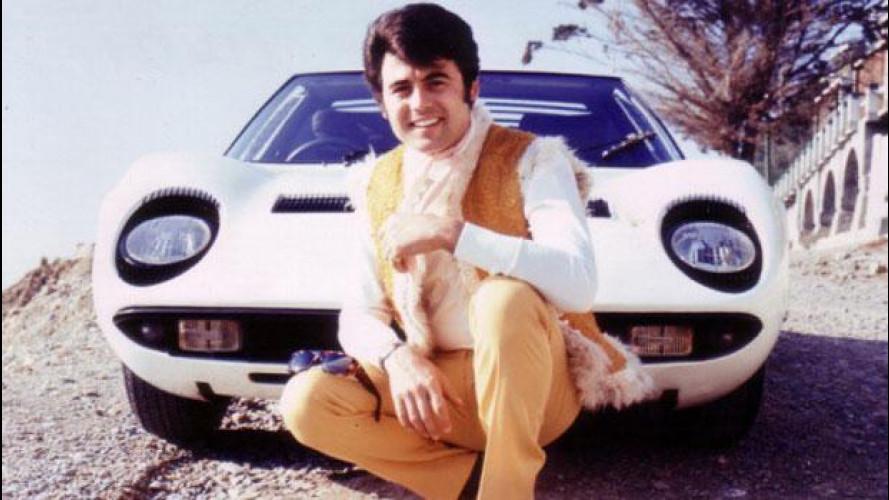 Addio a Little Tony, il cantante che amava le auto