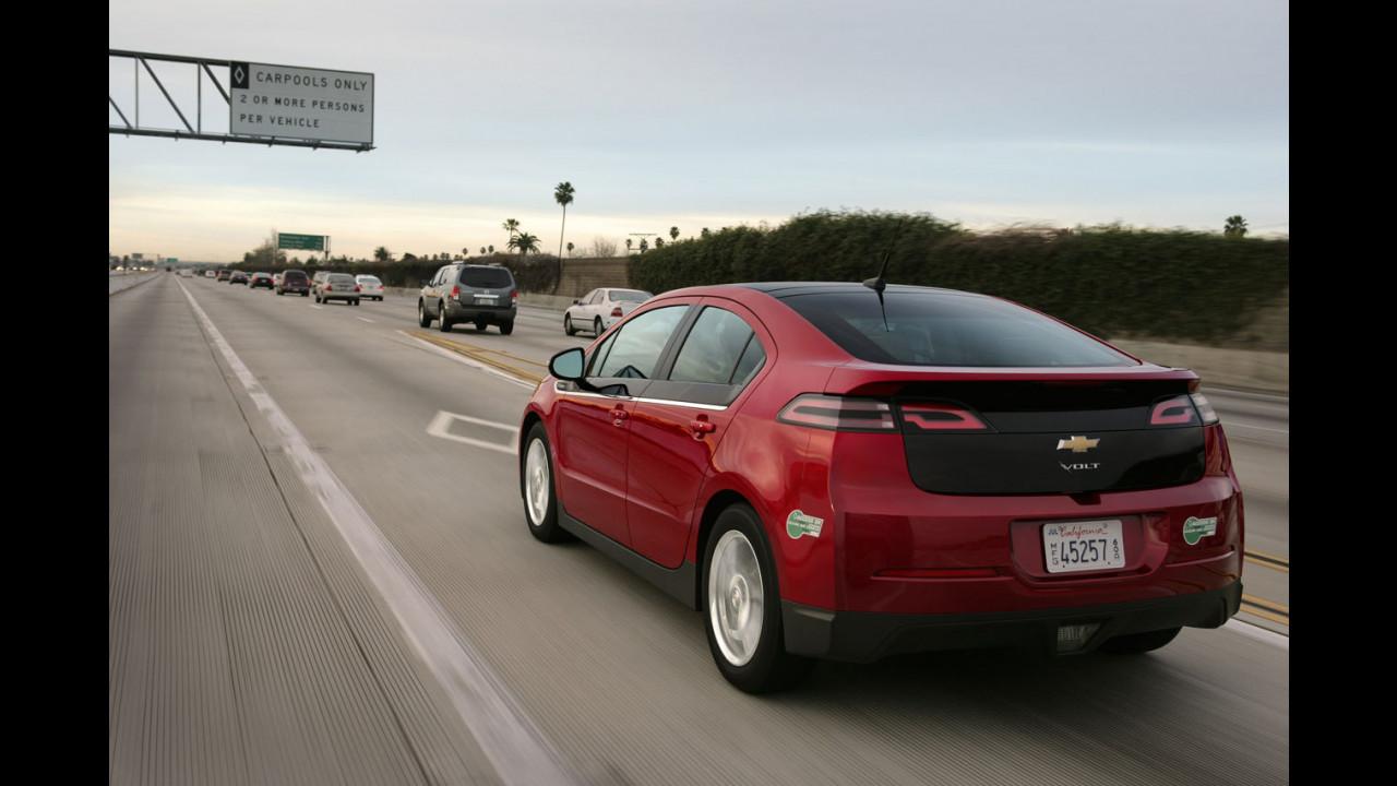 Chevrolet Volt Low Emissions Package