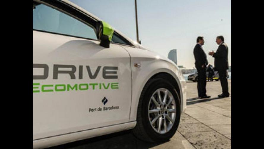 Auto elettrica, Seat la testa al Porto di Barcellona
