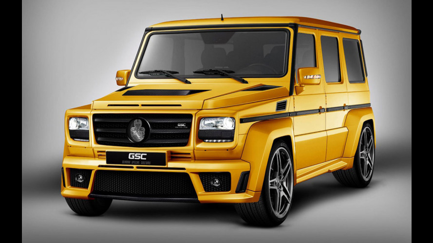 Mercedes Classe G by GSC
