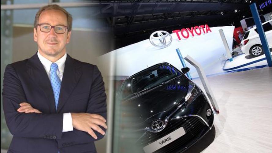 [Copertina] - Salone di Parigi: Toyota, 10 milioni di auto prodotte non per caso