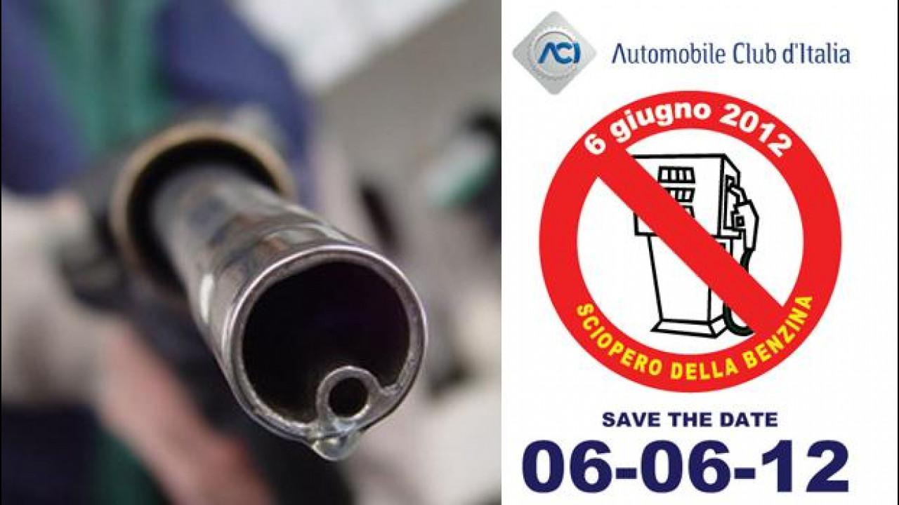 [Copertina] - Benzina, sciopero dell'automobilista: un primo passo