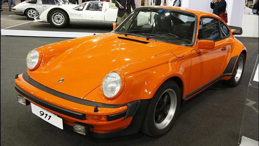 Auto e Moto d'Epoca celebra i 40 anni di Porsche 911 Turbo [VIDEO]
