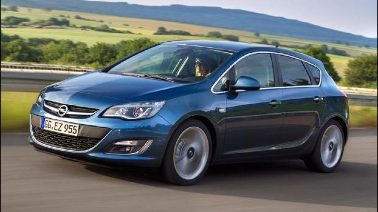 [Copertina] - Opel Astra 1.6 SIDI Turbo benzina