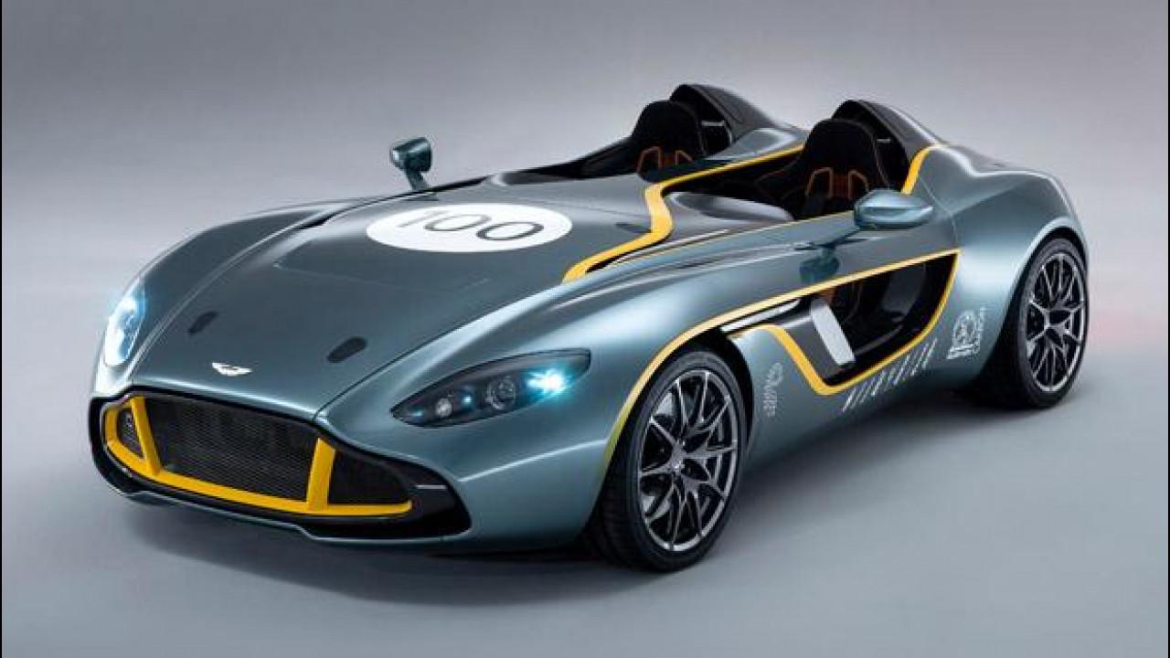 [Copertina] - Aston Martin CC100 Speedster Concept
