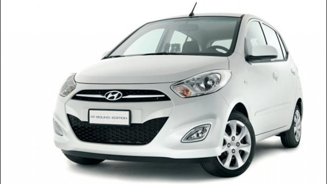 [Copertina] - Hyundai i10 Blue Drive GPL