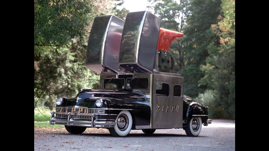La Zippo Car