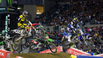 AMA Supercross 2012 Seattle