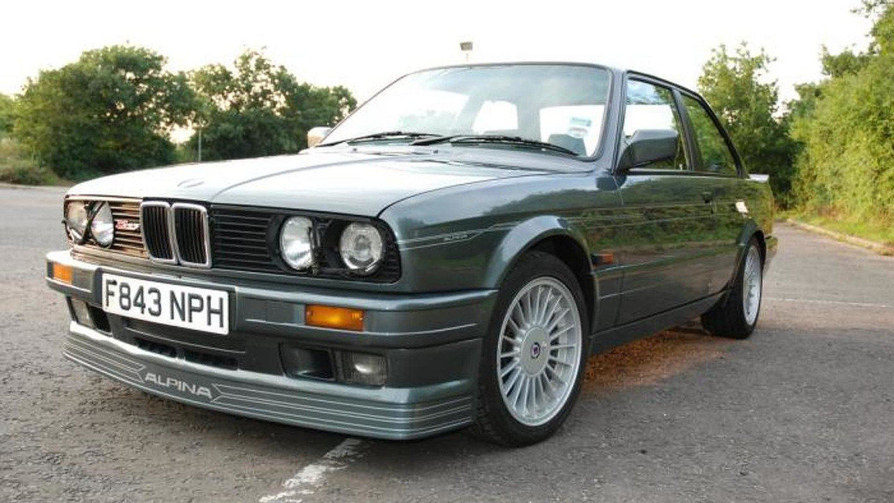 1988 E30 Alpina C2 2.7 for sale