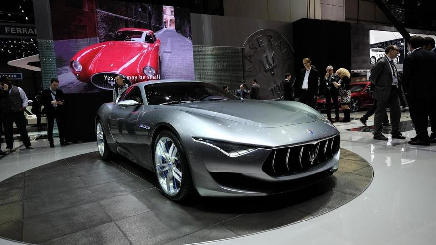 Maserati veut électrifier toute sa gamme