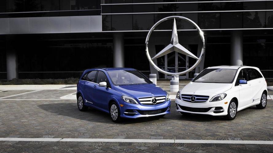 Leállítja egyetlen teljesen elektromos modelljének gyártását a Mercedes