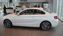 2015 BMW 228i Coupe with Track Handling Package