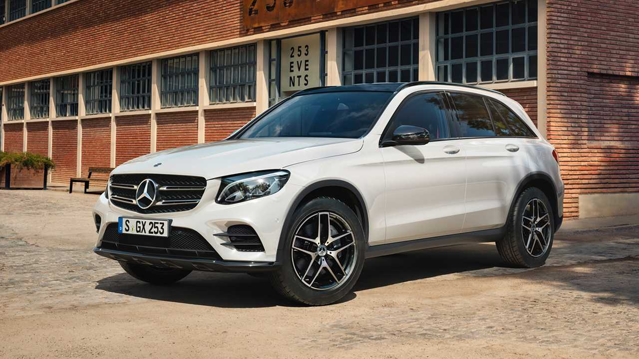 Mercedes-Benz GLC AMG Night Edition