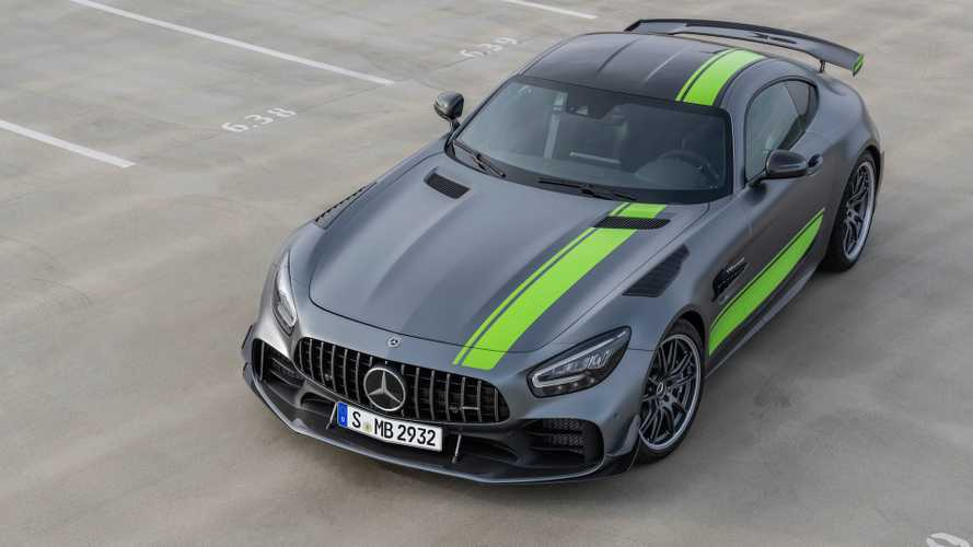 Refreshed 2020 Mercedes-AMG GT with new R Pro trim revealed