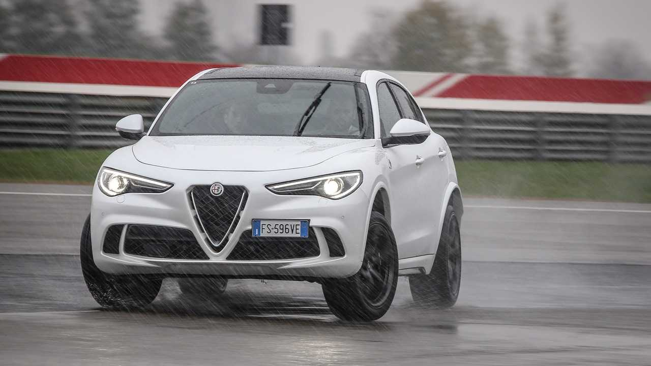 Accademia di Guida Alfa Romeo