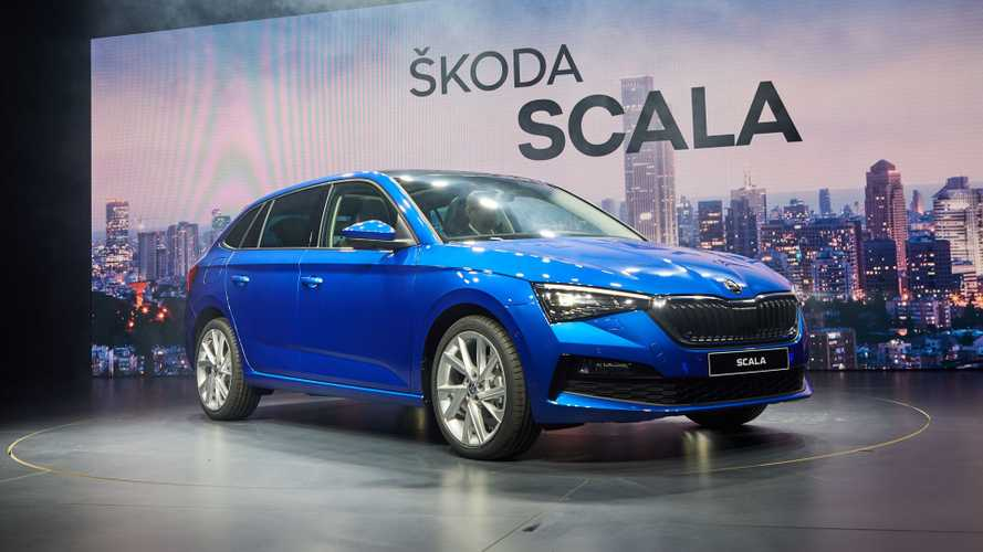 Skoda Scala é o primo pobre do Golf com plataforma de Polo
